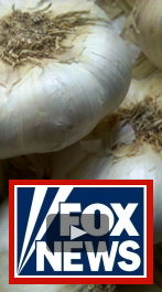"Watch ""Garlic – Powerful Medicine"" on Fox News Health"