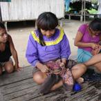 Native Shipibo Women, Amazonia