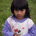 Mapuche Native Girl